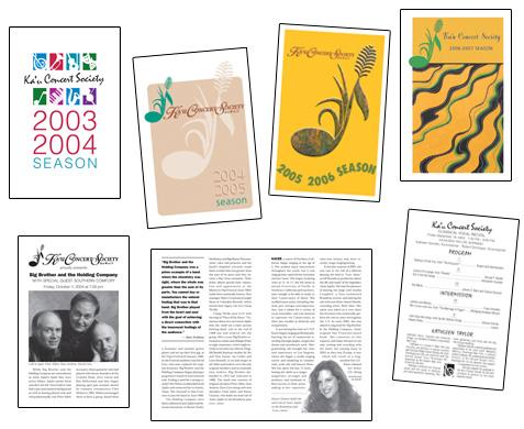 Ka'u Concert Society Programs